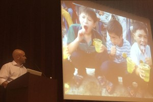Wilmington Dentist Mike Gioffre-Operation Smile Presentation